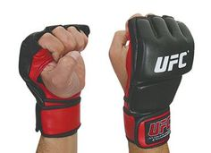 UFC MMA Open Palm Gloves  available at #Big5SportingGoods