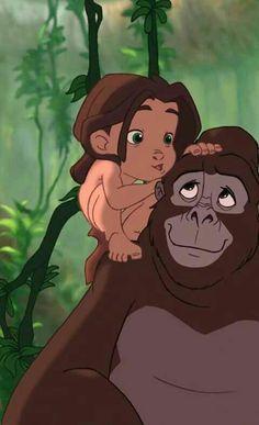 How well do you remember Disney's 'Tarzan'? Tell us YOUR result in the comments! Tarzan Disney, Disney Pixar, Walt Disney, Disney Animation, Disney Magic, Disney Films, Disney And Dreamworks, Disney Cartoons, Disney Art