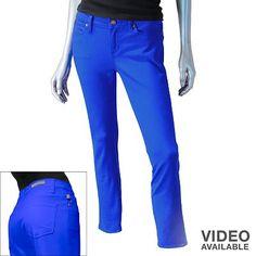 Rock and Republic Hamburg Skinny Crop Jeans