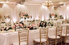 Breathtaking Floral Filled Laguna Beach Wedding from Jana Williams Photography - MODwedding