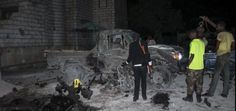Deadly car bomb explodes near Somali Parliament building - http://nasiknews.in/deadly-car-bomb-explodes-near-somali-parliament-building/