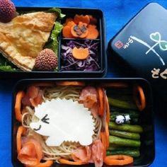 Hitch hog lunchbox