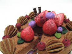 felt cake