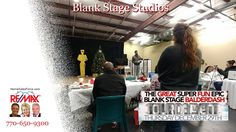 Blank Stage Studios and the first Annual Balderdash Tournament