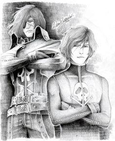 Harlock and son