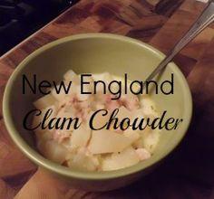 com easy new england clam chowder england chilis stews chowder ...