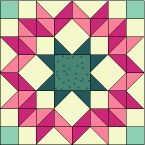 Dutch Rose Quilt Block free pattern on McCall's Quilting at http://www.mccallsquilting.com/patterns/details.html?idx=8042