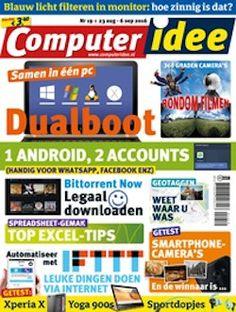 Proefabonnement: 3x ComputerIdee € 9,99: Lees Computer Idee, het blad…