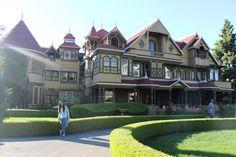 Winchester Mystery House, San Jose. CA.