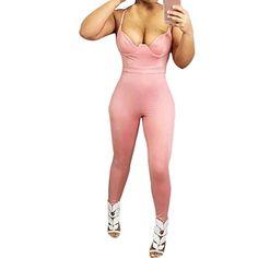 Cutecc Sexy Women Ladies Summer Clubwear Playsuit Party Jumpsuit