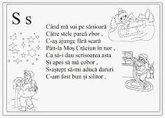 Lumea lui Scolarel...: De colorat alfabetul School Lessons, Kids Education, Nursery Rhymes, Preschool Activities, Teaching Kids, My Boys, Alphabet, Poems, Language