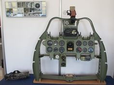 零戦 計器盤