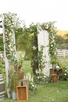 Stunning Outdoor Wedding   Studio EMP   Intertwined Events   Bridal Musings Wedding Blog