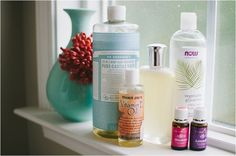 DIY Body Wash with Essential Oils http://bit.ly/mollyyleo (2)