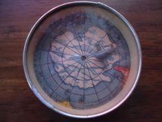 Dexterity puzzle - world map