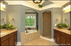 Custom Home Shower Enclosure Ideas