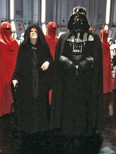 Star Wars Darth, Darth Vader, Emperor Palpatine, Episode Iv, Star Wars Images, Dark Star, Starwars, Trek, The Darkest