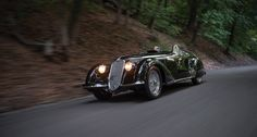 Conquer the concours lawns with the most desirable pre-War sports car of all | Classic Driver Magazine
