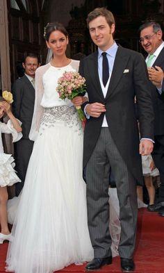 Roberto Diz, el diseñador que ha vestido a las novias e invitadas del año - Foto 3