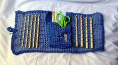 Ravelry: Crochet Hook Case pattern by Sally V. George