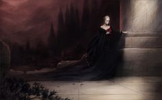 Impera by melaniedelon on deviantART Dream Fantasy, Fantasy Art, Illustrations, Illustration Art, Vampire Illustration, Melanie Delon, The Old Astronomer, Character Inspiration, Character Art