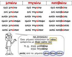 Κάθε μέρα... πρώτη!: 1/5/2015 Learn Greek, Greek Language, School Levels, Teaching Aids, School Hacks, School Tips, Special Needs Kids, Greek Quotes, Home Schooling