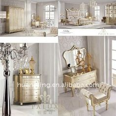 0 Buy 1 Product on Alibabacom Gold bedroom King size and