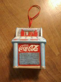 Coca-Cola 1999 Ornament #CocaCola