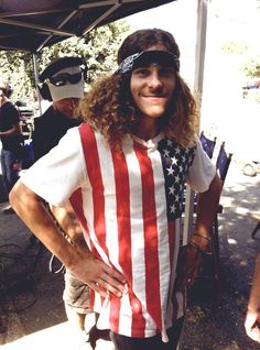 Blake Anderson. I'm pretty sure we have the same hair.... which means we're meant to be.