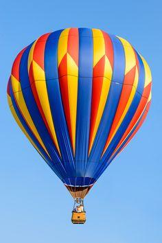 Hot Air Balloon by Adam Davis - Photo 116866189 - 500px