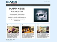 Responsive Theme is a flexible foundation with fluid grid system that adapts…