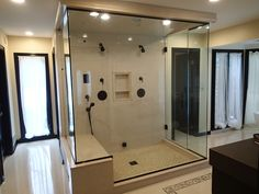 two shower heads same shower - Google Search | Double Shower ...