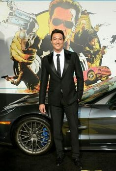 Daniel Henney in The Last Stand - now out on Blu-Ray and DVD!