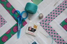 One of the best hand quilting tutorials out there by Katie Conklin