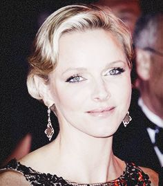 """ilovethebritishroyals: """" Princess Charlene. """"I think all the love and support from the people of Monaco has just been so tremendous and I'm overwhelmed by that, it's an amazing feeling."""" → Requested..."""