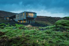 ION ADVENTURE HOTEL Iceland  An Abandoned Inn Becomes an Eco-Conscious Hotel in Iceland