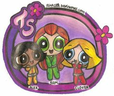 Totally Spies (PPG version)