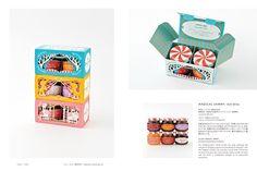 全国で愛されるおやつたち。洗練パッケージのご当地お菓子図鑑「おみやげのデザイン」 ローカルニュース!(最新コネタ新聞)東京都 渋谷区 「colocal コロカル」ローカルを学ぶ・暮らす・旅する