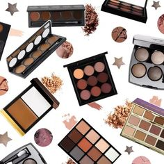 Makeup Pros Share Their Favorite Palettes
