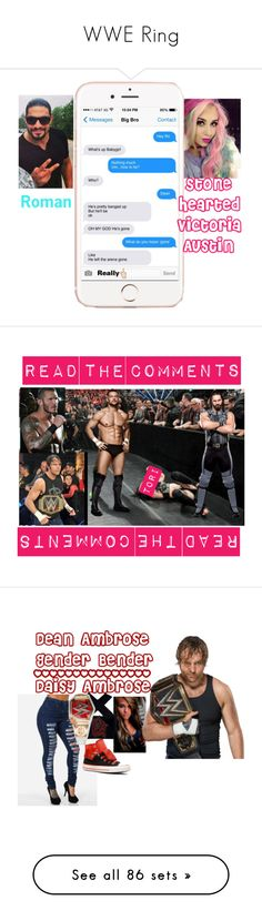 """""""WWE Ring"""" by ram-paigeing-queen ❤ liked on Polyvore featuring art, Hera, Accessorize, Casetify, Bare Escentuals, Narciso Rodriguez, Chanel, Bobbi Brown Cosmetics, Charlotte Tilbury and Givenchy"""