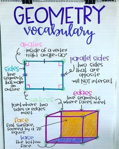 "1,362 Likes, 46 Comments - Amy Groesbeck (@theamygroesbeck) on Instagram: ""First it's geomeTRY, but then it's geomeWHY, and then geomeCRY, and finally geomeBYE.…"""