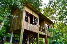 Rustic Cabins in an Ecotourism Centre - Cabins for Rent in Veracruz