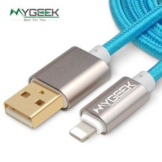 It doesn't get any better than this!   MyGeek Nylon USB ...   http://www.zxeus.com/products/mygeek-nylon-usb-cable-for-iphone-5-s-5s-6s-6-7-plus-mobile-phone-cable-data-sync-5v-2a-charger-2m-3m-wire-for-ios-9-10?utm_campaign=social_autopilot&utm_source=pin&utm_medium=pin