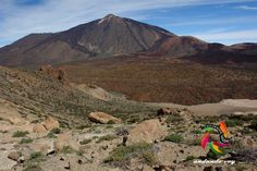 Desde Cañada Blanca #teide #tenerife #landscape #paisajes #hiking #hike #outdoors #senderismo