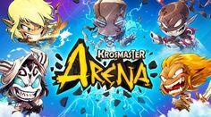 #KrosmasterArena #Ankama Ankama sort son nouveau titre Krosmaster Arena !