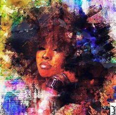 Buy Black Art! The Art of LaKendra Huckaby