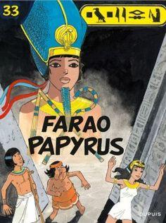 Papyrus - 33 - Farao Papyrus