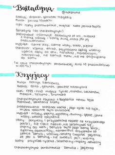 School Organization Notes, School Notes, School Stuff, Learn Polish, Polish Language, School Planner, School Study Tips, Study Notes, Study Motivation