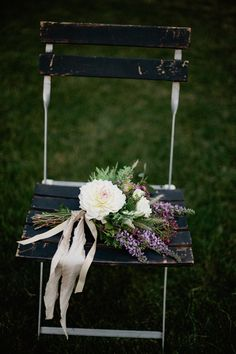 DIY + Vintage + Shoestring Budget Wedding Ideas - benches? cushions?