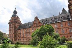 Schloss Johannisburg in Aschaffenburg auf www.internec.de
